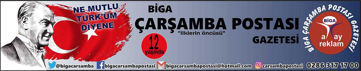 Biga Çarşamba Postası Gazetesi